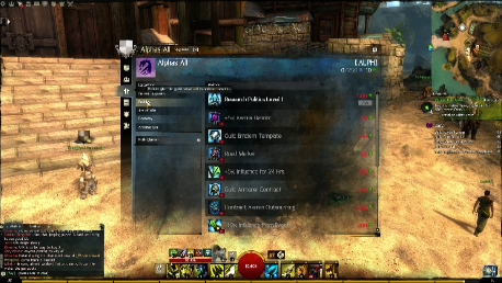 Creating a Personal Guild in GW2