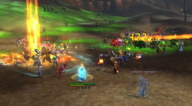WoW BFA War of Thorns / Lordaeron Videos on YouTube